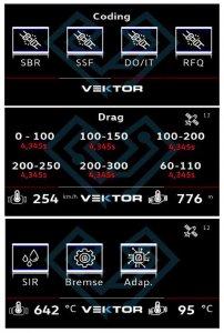 Vektor Seat Leon 5F MK3 Display Beispielbild zur Illustration Data Dash Datendisplay.jpg