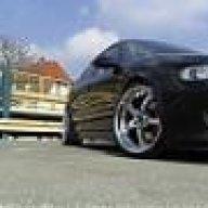 Schwarzes auto welche felgenfarbe
